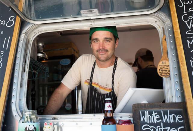 San Luis Obispo Food Truck